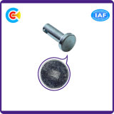 DIN/ANSI/BS/JIS Stainless-Steel Carbon-Steel/4.8/8.8/10.9 Broche axe pour le pont de l'industrie ferroviaire/machines//Fasteners
