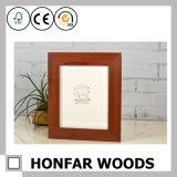 Vário frame de retrato da madeira contínua do tamanho para a decoração Home