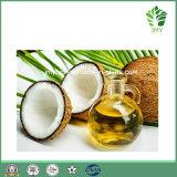 Petróleo orgânico pressionado e refinado do frio de 100% - de coco