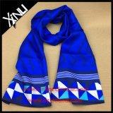 Шелк печатание 100% шарфа модельера длинний изготовленный на заказ