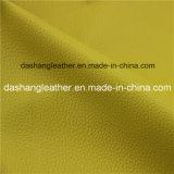 Fabricante que vende o couro sintético do PVC para o assento de carro da mobília (DS-A937)