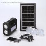 2020 Nouveau 9000mAh Batterie au lithium à bon marché Accueil Système d'Énergie solaire Énergie solaire des kits d'éclairage Lampe à LED torche