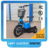 Scooter Scooter 3 roues motrices pour scooter handicapé