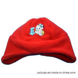 O inverno Hat Bordados Fleece Hat