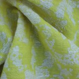 軽いジャカード織り方の幾何学的な販売のためのパターンによって染められる合成繊維の布