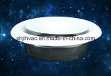 고품질 상표 제품 디스크 벨브 둥근 반환 및 공급 공기 유포자