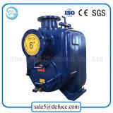 Hohe Kapazitäts-(selbstansaugende) Selbstgrundieren-Abwasser-Pumpe