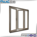 Portelli termici di alluminio della stoffa per tendine di /Aluminium della rottura di vetratura doppia