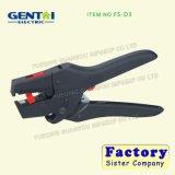 Da faca automática do cabo dos descascadores de fios de HS-700b descascador de fios de descascamento das ferramentas