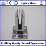 Zipolo quadrato per la balaustra di vetro di 12-15mm