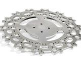 Acier inoxydable de fabrication de feuillard de précision/aluminium