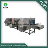 Bandejas plásticas que limpam a máquina/bandejas que limpa a máquina