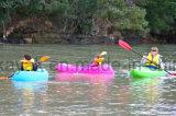De recreatieve niet Opblaasbare Plastic Kajak van Kinderen