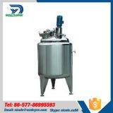 El tanque de mezcla de la calefacción eléctrica de la categoría alimenticia Ss304 con el mezclador