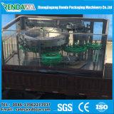 맥주 캔 충전물 기계장치 또는 맥주 캔 밀봉 기계