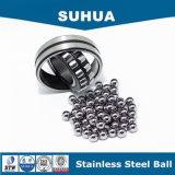 25,4 mm 440c a esfera de aço inoxidável polido