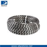 11.4mm Diamant-Draht für das Abbauen des Granit-Marmorsandsteins