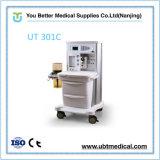 Máquina da anestesia do equipamento médico ICU da boa qualidade