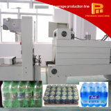 máquina automática de la envoltura del embalaje de la botella del envoltorio retractor del calor de la cosechadora de la película del PE del 10pack/M