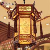 Lámpara pendiente de la dimensión de una variable retra de la linterna del estilo chino para el pasillo