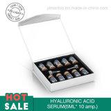 Hyaluronic Zure Hulp van het Serum om de Barrière van de Huid, het Bevochtigende Membraan van de Vorm te herbouwen