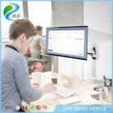 Jeo ergonómico sienta y coloca la canalización vertical blanca del montaje del monitor del brazo Ys-Ae11W del monitor de la experiencia