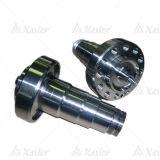 CNC die Deel machinaal bewerken/Deel met 0.02mm Tolerantie draaien, die van Roestvrij staal wordt gemaakt