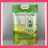 De aangepaste Plastic Zak van de Rijst/de Plastic Verpakkende Plastic Zak van het Voedsel van de Zak