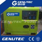 Générateur diesel 5kw silencieux avec panneau de commande numérique (DG6700SE-B)