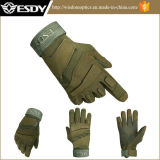 Outdoor Sports Airsoft Hunting Paintball Fishing Full Finger Army Military Gloves