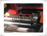 Автомат для резки плазмы CNC пробки металла, квадратный металл стали отрезока плазмы трубы