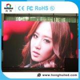 Segno esterno locativo di HD P4 LED per il video schermo
