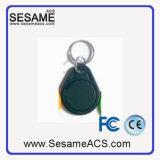 125kHzは防水するABS RFID Keyfob (SD3)を