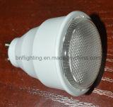 GU10 Spiral 11W Lampe d'économie d'énergie pour ampoule (BNF-U10-4U)