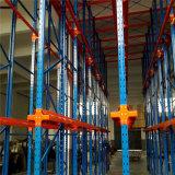 La Chine de l'acier de haute qualité en métal Le lecteur de stockage en étagères avec l'entrepôt de palette