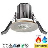 8W BS476 Fire Rated IP65 LED Light LED Downlight (Bezel Changeable)