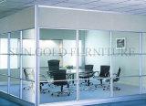 安いガラスおよび木製材料によって使用される構築の隔壁(SZ-WST779)