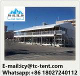 het Klaar Gemaakte Aluminium Nice Gazebo van 3X3m en de Tent van de Pagode die in China wordt gemaakt