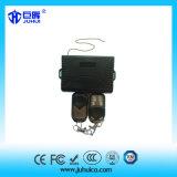 Receptor al aire libre y soporte El código fijo y el código de rollo Transmisor de puerta de garaje