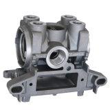 Präzisions-CNC maschinell bearbeitete Teile, Aluminium-CNC-Drehbank-Maschine zerteilt CNC-Teile