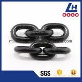 Lega ad alta resistenza G80 che frusta la catena a maglia