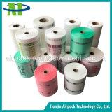 Materiais de embalagem de filme de almofada de ar