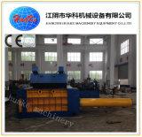 sicherer hydraulischer Stahlabfall-verpackenballenpresse des Metall-125tons