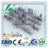 Cadena de producción aséptica de leche de la lechería de la alta calidad/cadena de producción de la planta de tratamiento/de la leche de soja de la leche condensada precio de los equipos