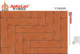 bouwmateriaal van de Tegel van de Vloer van 150X600mm het Matte Verglaasde Rustieke Hout (15608)