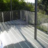 Специальные стали решетку для использования вне помещений балкон с помощью