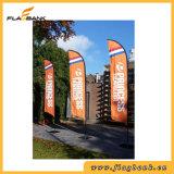 Tamanho grande publicidade Bandeira Swooper Impressão Digital de fibra de vidro/Feather Pavilhão