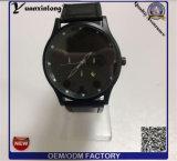 Yxl-399 Moda Hot Sale Men's Watch Business De luxo Couro Aço Inoxidável Voltar Homens Relógio De Pulso Relógios Relógios Relógios Homens