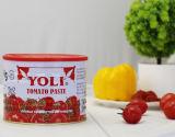 Heiße Verkaufs-Tomatensauce-in Büchsen konservierte Nahrung