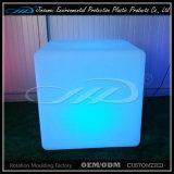 Вращательная отливая в форму пластичная перезаряжаемые мебель СИД светлая